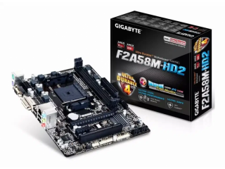 Mother Gigabyte F2a58m-hd2 Ddr3 Hdmi