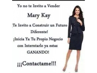 Inicia tu Negocio Independiente Mary Kay