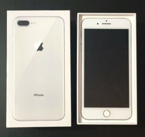 Apple iPhone 8 Plus - 64GB - Gris espacial (desbloqueado) (CDMA + GSM)