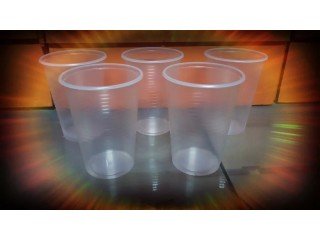 VASOS DESCARTABLES A LA VENTA ¡IDEAL PARA FIESTAS Y EVENTOS!
