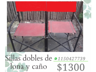 VENTA POR MAYOR DE SILLAS DOBLES