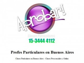 Fisica Clases Particulares Online