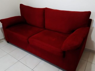 SILLON DE CHENILLE COLOR BORDO. IMPECABLE!!!!