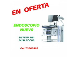 Torre de endoscopia