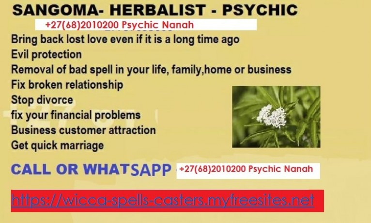 STRONGEST TRADITIONAL HEALER AND POWERFUL MAGIC SPELLS CASTER