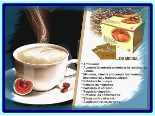Cafe con ganoderma