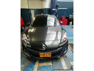 VENTA PERMUTA MAZDA 3 ALL NEW 1600 2014 FULL EQUIPO