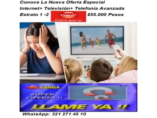 RECLAME INTERNET+TELEVISION