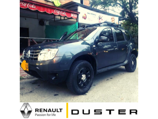 Vendo Renault Duster Expression 2013 Perfecto estado!!!