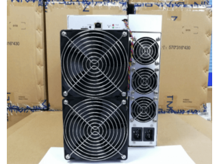 Antminer S19 pro 110th/s Bitcoin Miner New Include PSU and Power Cords