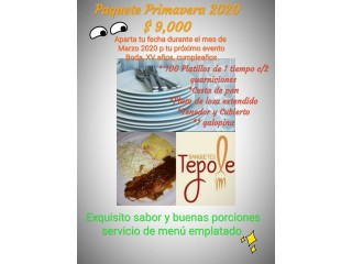 Banquetes Tepole