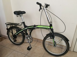 Bicicleta Benotto plegable