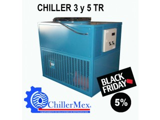 ¡Black Friday! Chiller para maquina de Soplado