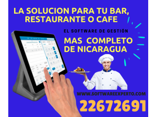 SOFTWARE RESTAURANTES