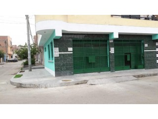 ALQUILER LOCAL COMERCIAL 70 MTS - URB.TOMAS VALLE SMP