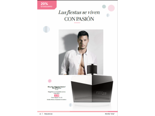 Mary Kay para Hombres : Magnetic Passion