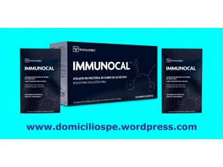 BENEFICIOS DE IMMUNOCAL