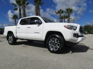 Toyota Tacoma Limited 2017 in Good Condition