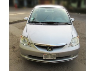 Honda Fit Aria 2008